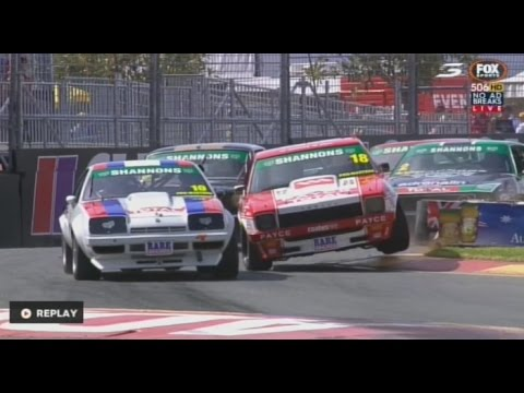 2016 Touring Car Masters - Adelaide - Race 2