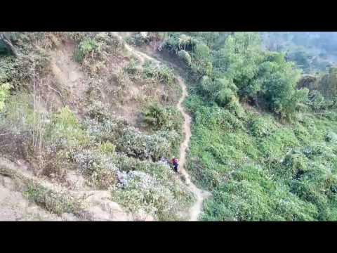 """60-80° climbing by Shawon, Anik, Esmat, Abu n shahriar bhai """"Mission Rung rang & Kirs Taung summit"""""""
