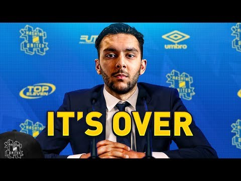 I have left Hashtag United...