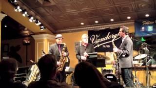 Vandojam 2013 featuring Eddie Daniels, Jerry Vivino and Eric Marienthal - Cherokee