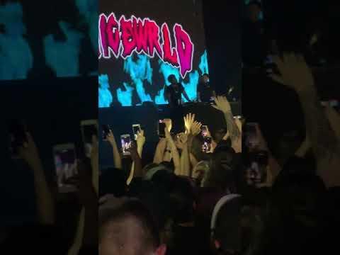 Juice Wrld - Lucid Dreams Live @ The Forum, Melbourne 2019