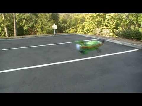 AR Drone mod futurama