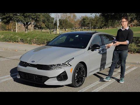 Download 2021 Kia K5 Test Drive Video Review