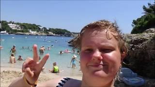 VAKANTIE / VACATION VLOG!! (Mallorca Cala D'or)