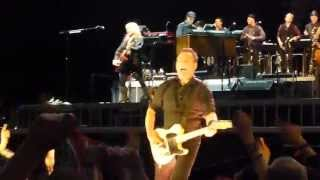 Bruce Springsteen - Badlands, Live in Stockholm Sweden 2013-05-04