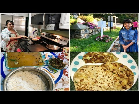 My ( Friday) Morning To Night Routine 2017 | Indian (NRI) Mom's Life | Simple Living Wise Thinking