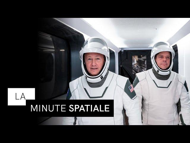 Tom Cruise dans l'espace | La Minute Spatiale E02