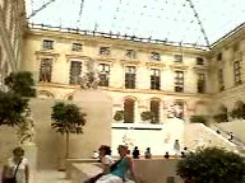 Louvre Gallery of Sculptures