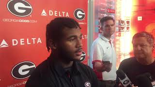 D'Andre Swift: That's Kind of What We Try to do, Wear Teams Down