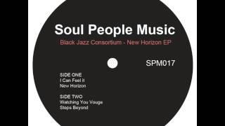 Black Jazz Consortium - New Horizon