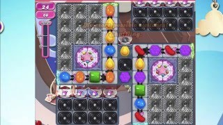 Candy Crush Saga Level 1469  No Booster  LUCK ONLY!