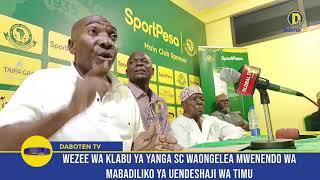 Wazee Wa Klabu Ya Yanga Sc Watoa Neno Kuhusu Mabadiliko Hatuto Bariki Mchakato MP3