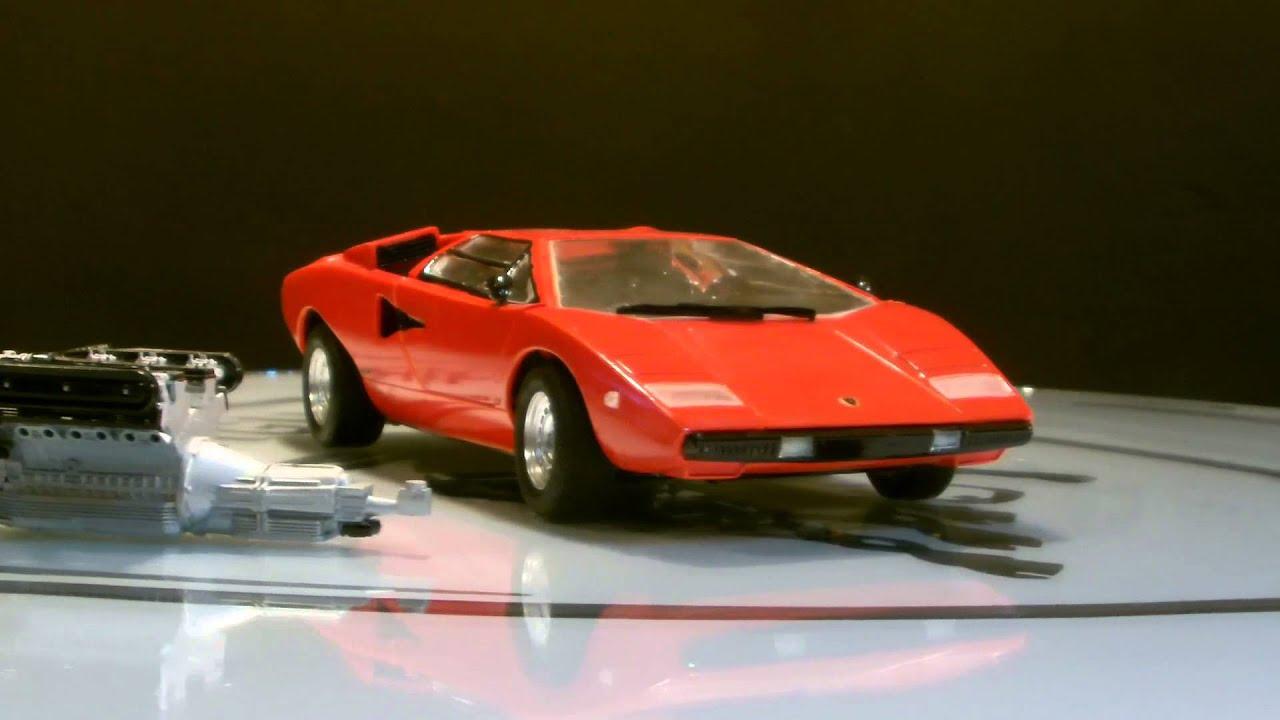 Tamiya 1 24 Lamborghini Countach Lp400 Youtube