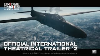 Bridge of Spies [Official International Theatrical Trailer #2 in HD (1080p)]