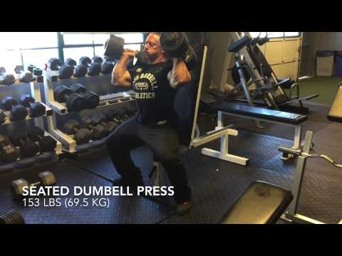 Dan Green  Bench Training