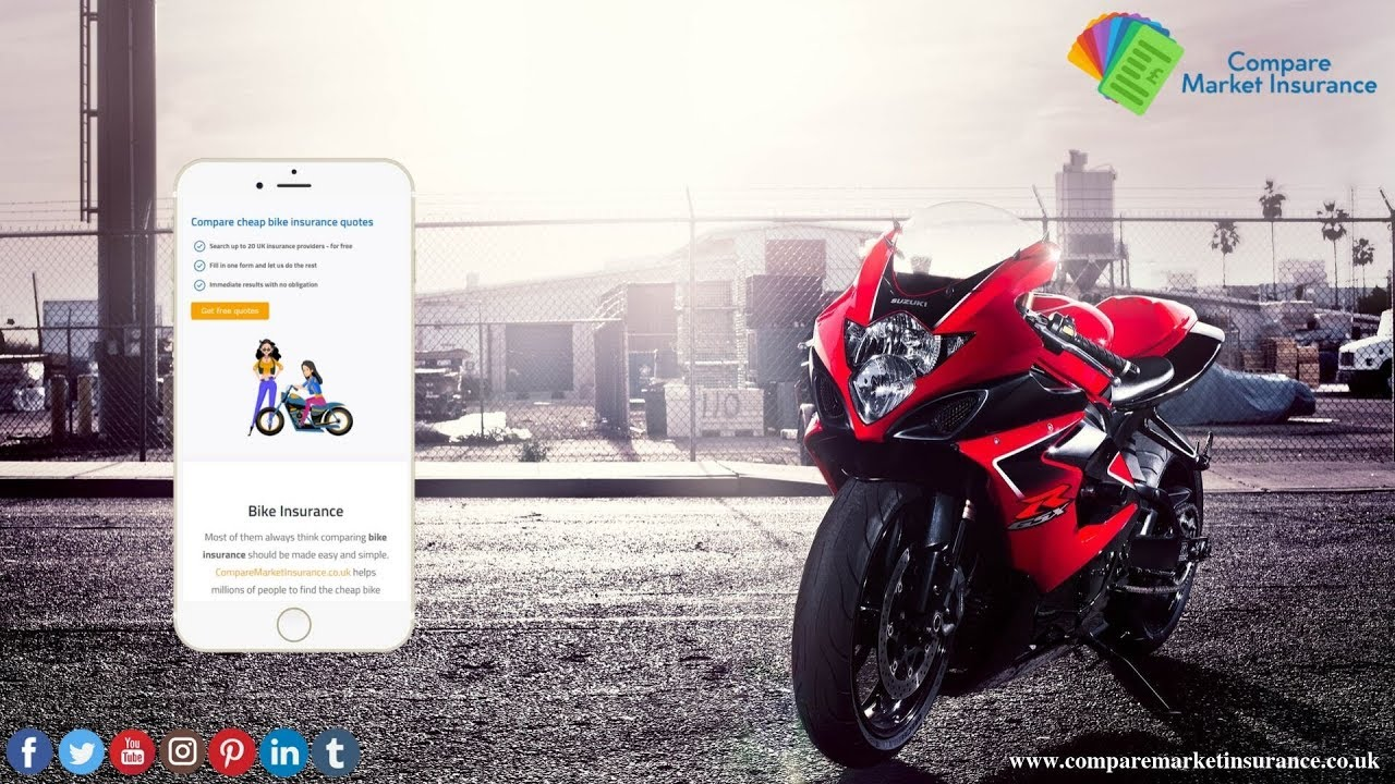 How To Get Motorbike Insurance Without Hassles And Cheap Youtube