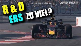 F1 2018 KARRIEREMODUS R&D / ERS NEUERUNGEN - KURZ ERKLÄRT