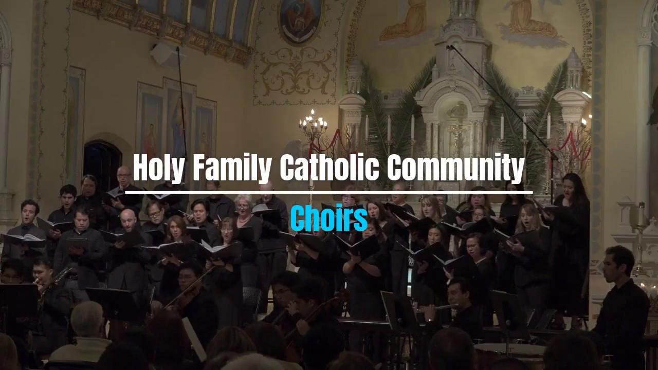 MUSIC - Holy Family - Glendale, CA