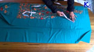 kadai suit cutting part 1
