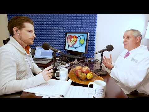 Dr. Jim Loomis Talks Whole-Food, Plant-Based Diet | The Exam Room