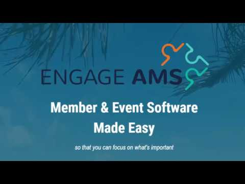 Engage AMS Intro Video