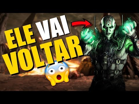 A VOLTA DO QUAN CHI - MORTAL KOMBAT 11 thumbnail