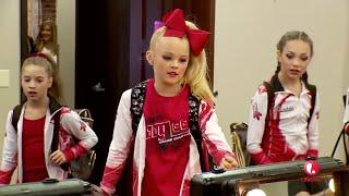 MDP write on the ALDC dressing room mirrors | Dance Moms Season 5 Episode 15