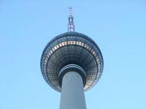 Inside  BERLIN TV TOWER