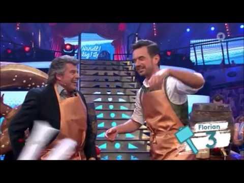 Dirndl! fertig! los! 16.09.2017 Florian Silbereisen en Andy Borg
