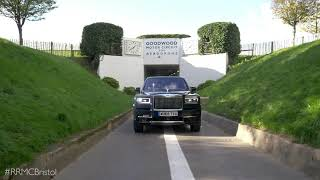 Collecting Cullinan. Rolls-Royce Motor Cars Bristol brings Cullinan home.