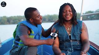 The Chains On Me Costs Gh40,000, My Dad Has Given Me A House & Car For Music - Theo Versace Brags
