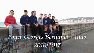 Foyer Georges Bernanos - Judo 2016/2017