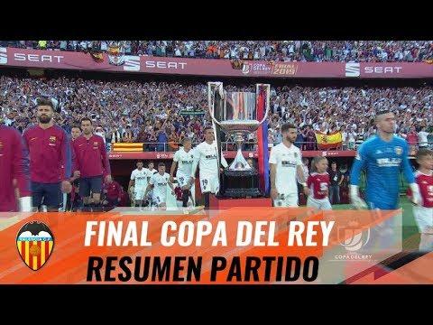 Download EL VALENCIA CF CONQUISTA LA COPA DEL REY Y CULMINA UNA TEMPORADA SENCILLAMENTE FANTÁSTICA (1-2)