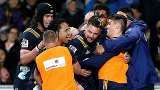 Highlanders 2018 Season Review - Super Rugby