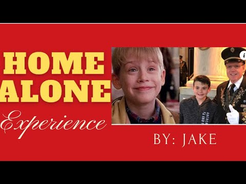 Home Alone Experience: Plaza Hotel NYC