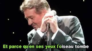 Karaoké Pascal Danel - Ton âme