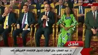 فيديو.. وزير التعليم العالي: المجتمع الأكايديمي يدعم عملية