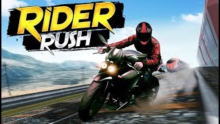 Subway Rider Train Rush - Android Gameplay FHD