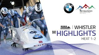 Kibermanis sets start and track record in Whistler | IBSF Official