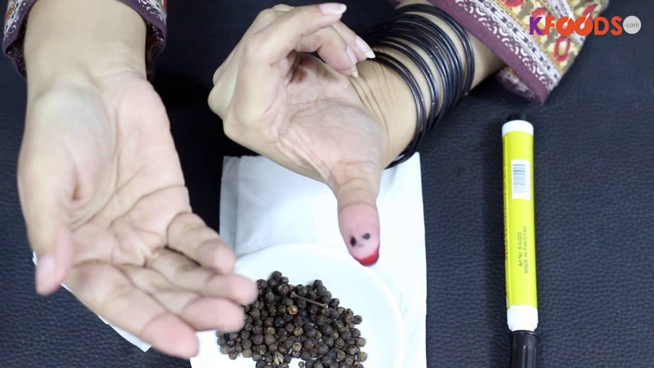 Colour therapy for eyesight - Sujok Therapy For Eyes Kfoods