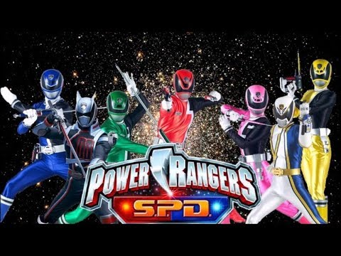 Power Rangers S P D  Episodes 1 38 Season Recap   Retro Kids Superheroes History   YouTube