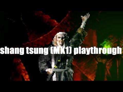 MKP 4.1 season 2.5 - Shang tsung (MK1) playthrough