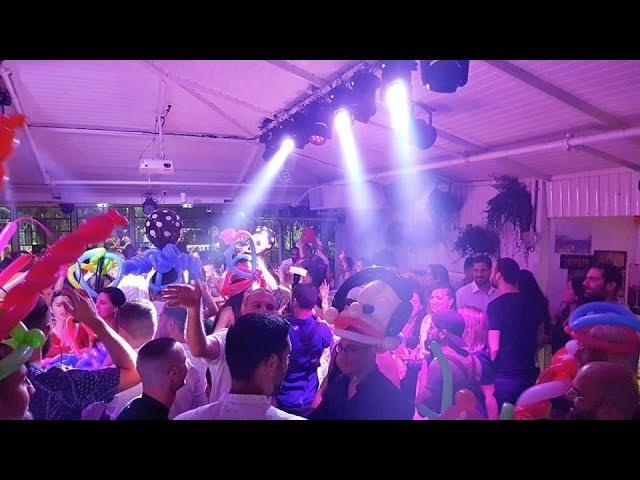 Dj Amit Nurieli | מסיבת חתונה, חוות אלנבי