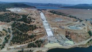 Oroville Spillways Phase 2 Update May 31, 2018