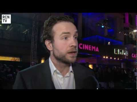 Rafe Spall Interview Life of Pi UK Premiere