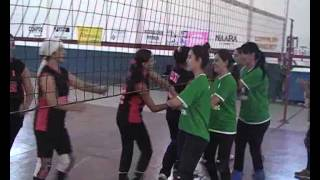 VOLEY EN EL AUTOMOTO CLUB