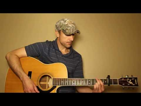 Everything That Glitters (Is Not Gold) - Dan Seals - Guitar Lesson | Tutorial