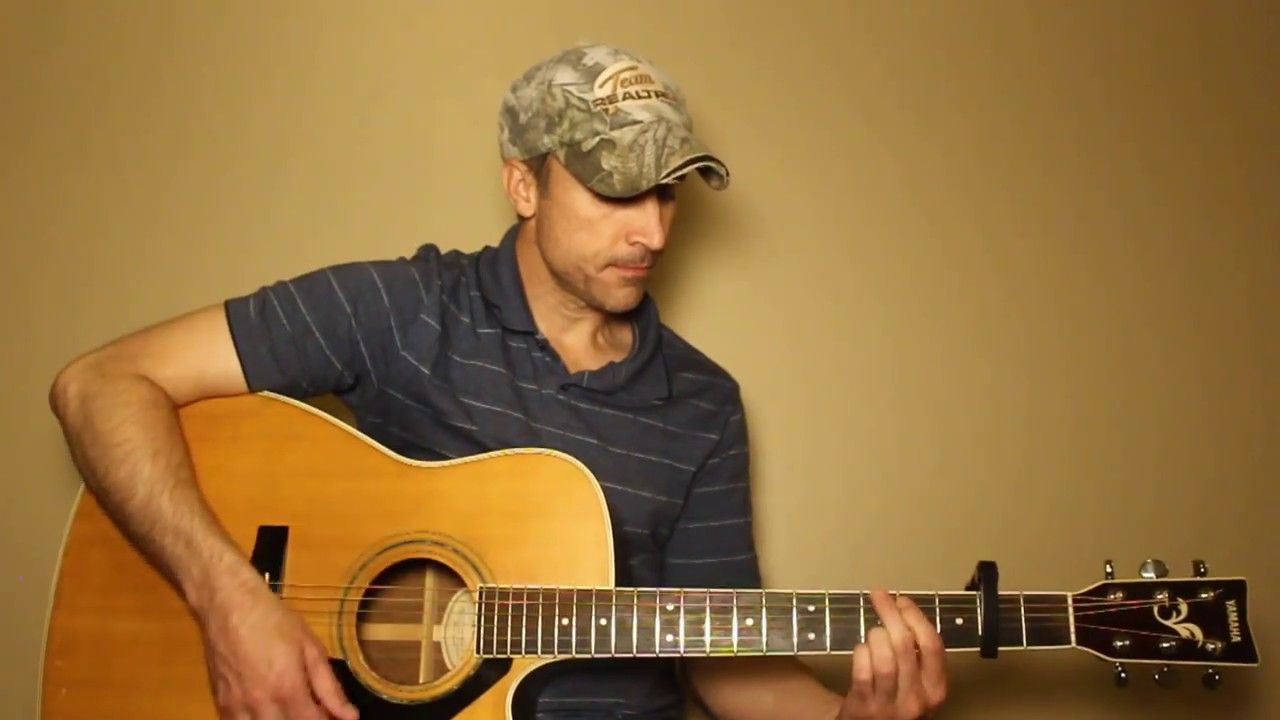 Everything That Glitters Is Not Gold   Dan Seals   Guitar Lesson    Tutorial