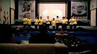 Performance By Sunday School Students from ITBC Medan - Indonesia (17 September 2011)