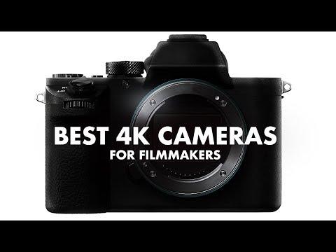 Best 4K Cameras for Filmmakers - LIVE
